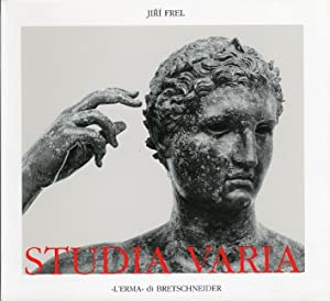 Studia Varia. [Ed. Italiana, Francese, Inglese].: Frel, Jiri
