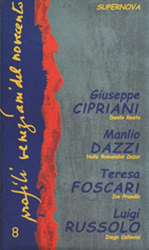 Profili Veneziani del Novecento. Vol. 8.