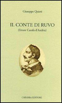 Il conte di Ruvo.: Quieti, Giuseppe