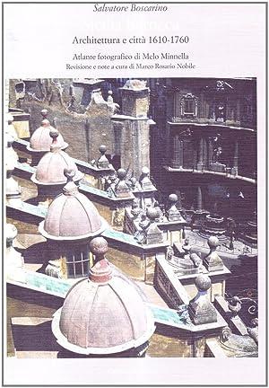 Sicilia Barocca. Architettura e Città, 1610-1760.: Boscarino, Salvatore