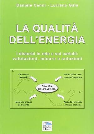 La qualità dell'energia. I disturbi in rete e sui carichi. Valutazioni, misure e ...