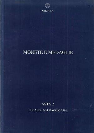 Monete e Medaglie - Asta 2. Monete
