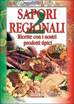 Sapori regionali. Vol. 2.