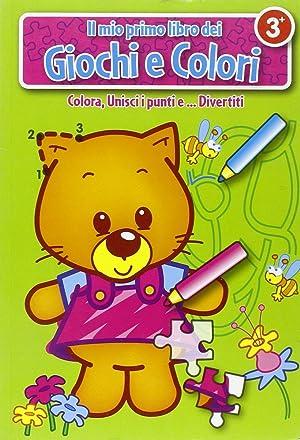 Il mio primo libro dei giochi e