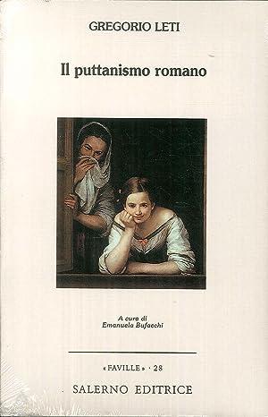 Il Puttanismo romano.: Leti, Gregorio