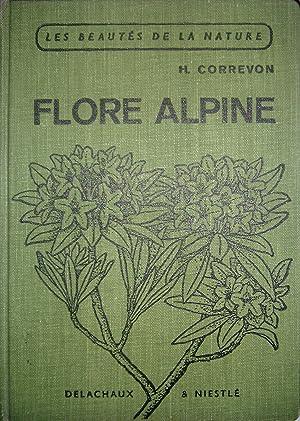 Flore Alpine.: Correvon, H