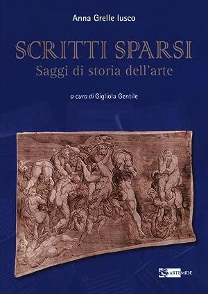 Scritti sparsi saggi di storia dell 39 arte von anna grelle for Adorno storia dell arte