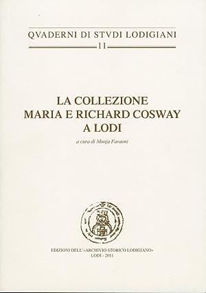 La collezione Maria e Richard Cosway a: Monja Faraoni