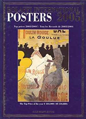 Bolaffi International Posters 2005. Top Prices 2004.