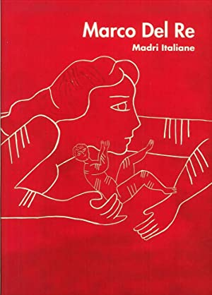 Marco Del Re. Madri italiane. Gipsoglifi.