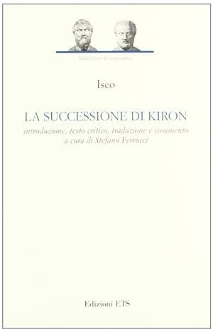 La successione di Kiron.