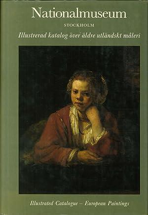 Nationalmuseum Stockholm. Illustrerad katalog över äldre utländskt