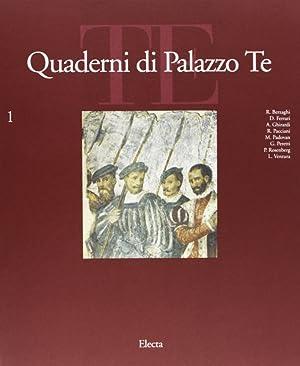 Quaderni di Palazzo Te. 1/1994.