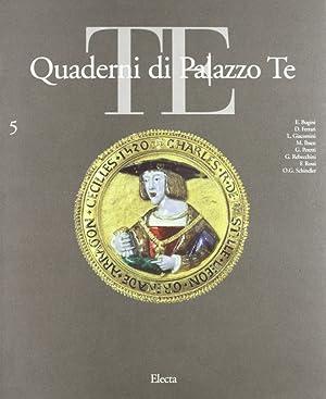Quaderni di Palazzo Te. 5/1999.