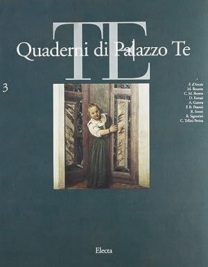 Quaderni di Palazzo Te. 3/1996.