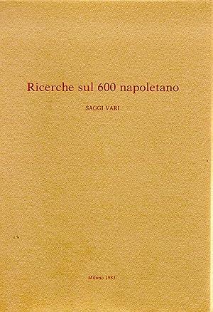 Ricerche sul '600 Napoletano. 1983. Saggi Vari.