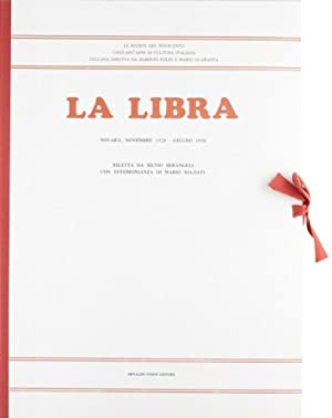 La libra. Mensile letterario (Novara 1928-1930).