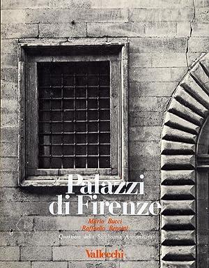 Palazzi di Firenze.: Mario Bucci