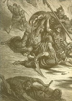 Gustave Dorè. I grandi personaggi della Bibbia.