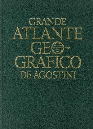 Grande atlante geografico De Agostini.