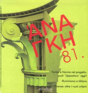 Ananke 81. Quadrimestrale di cultura, storia e