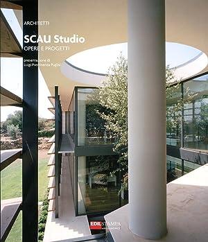 Scau Studio. Opere e progetti.