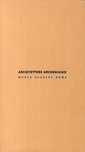 Architetture archeologie.: Navarra Marco