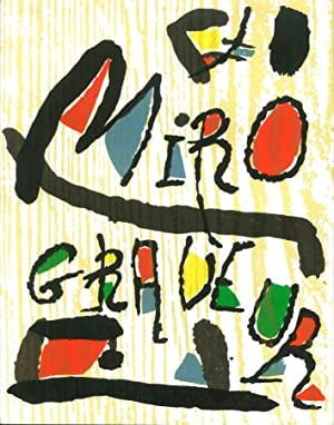 Miro'. Graveur. Tome III 1973-1975.: Jacques Dupin