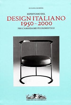 Repertorio del Design Italiano 1950-2000 per L'Arredamento: Gramigna Giuliana