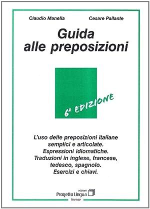 Guida alle preposizioni: Manella, Claudio Pallante,