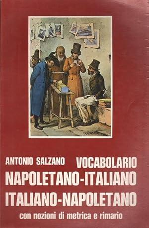 Vocabolario napoletano italiano italiano napoletano con nozioni: Antonio Salzano