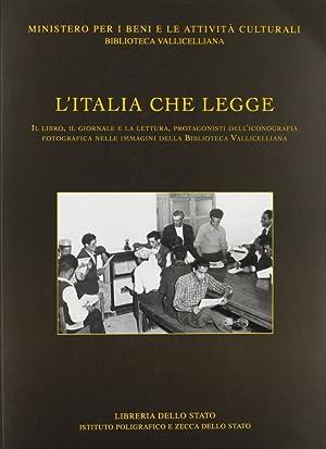 L'Italia che legge. Il libro, il giornale: Manodori, Sagredo, Alberto
