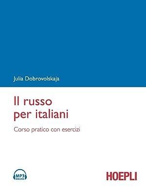 Il russo per italiani.: Dobrovolskaja, Julia