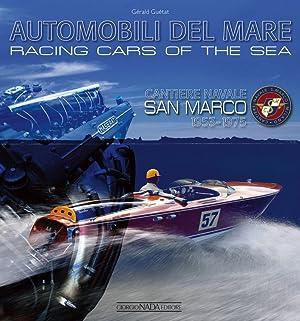 Automobili del mare-Racing cars of the seas.: Guétat, Gérald