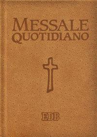 Messale quotidiano. Festivo e feriale. Letture bibliche
