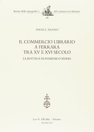 Il commercio librario a Ferrara tra XV: Nuovo, Angela