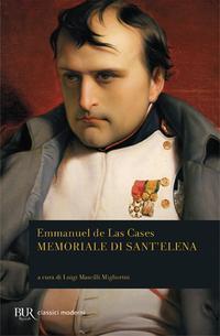 Memoriale di Sant'Elena.: Las Cases, Emmanuel