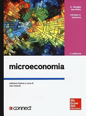 Microeconomia: Bernheim Douglas B