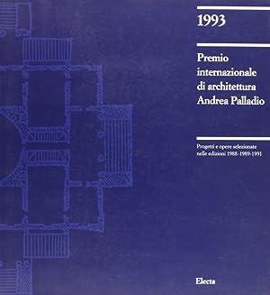 Premio internazionale di architettura Andrea Palladio 1993.