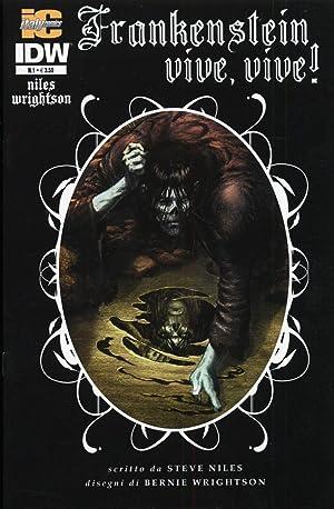 Frankenstein Vive, Vive!. Vol. 1.: Niles, Steve Wrightson,