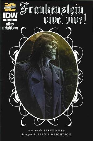 Frankenstein vive, vive!. Vol. 3.: Niles, Steve Wrightson,