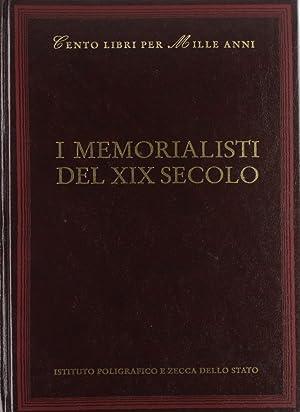 I memorialisti del XIX secolo.: Martinelli, Luciana