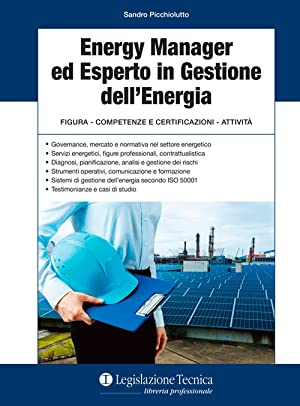 Energy manager ed esperto in gestione dell'energia.: Picchiolutto Sandro