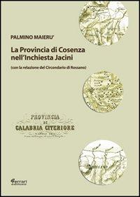 La provincia di Cosenza nell'inchiesta Jacini.: Maierù, Palmino