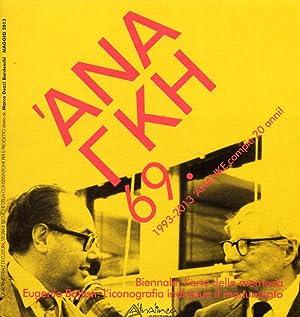 Ananke 69. Biennale: l'Arte delle Memoria Eugenio