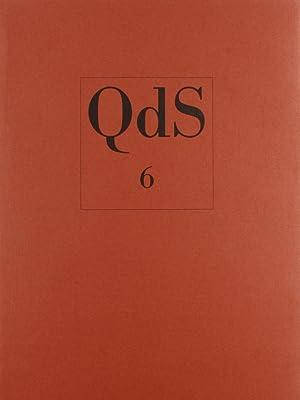 QdS. Quaderni di soprintendenza. Quaderni della soprintendenza: Iannucci, A, M,
