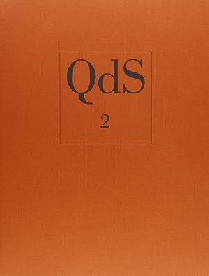 QdS. Quaderni di soprintendenza. Quaderni della Soprintendenza