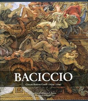 Baciccio. Giovan Battista Gaulli (1639-1709): Petrucci, Francesco
