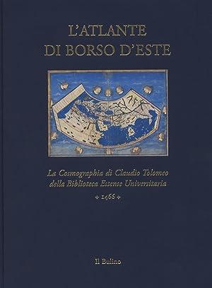 L'atlante di Borso D'Este. La Cosmographia di: Federzoni, Laura Battini,