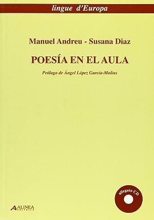 Poesia en el aula. Con CD-ROM.: Andreu, Manuel Diaz, Susan
